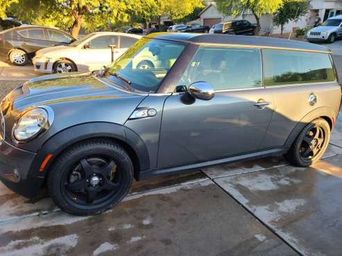 2010 mini cooper clubman s - cars & trucks - by owner - vehicle... for sale in Green valley , AZ