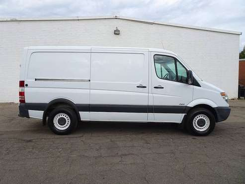 Diesel Vans Sprinter Cargo Mercedes Van Promaster Utility Service Bins for sale in wilmington, NC, NC