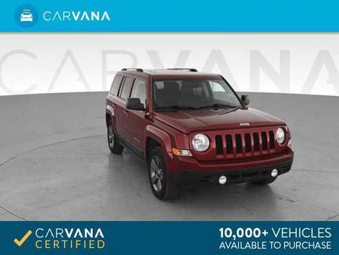 2014 Jeep Patriot High Altitude Edition Sport Utility 4D suv Red - for sale in Chicago, IL