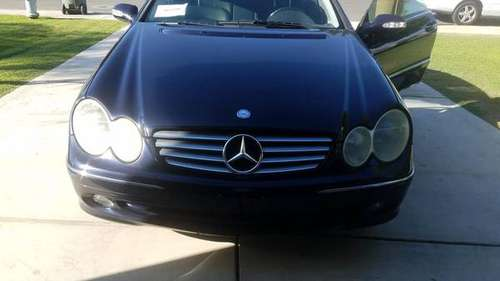 2005 Mercedes clk 320 for sale in Lamont, CA