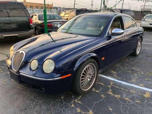 2005 Jaguar S Type v8 super charged for sale in Piper City, IL