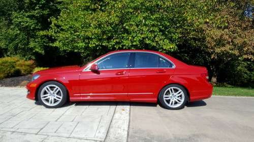 2013 Mercedes-Benz C300 Sport 4MATIC - One owner for sale in Knoxville, TN