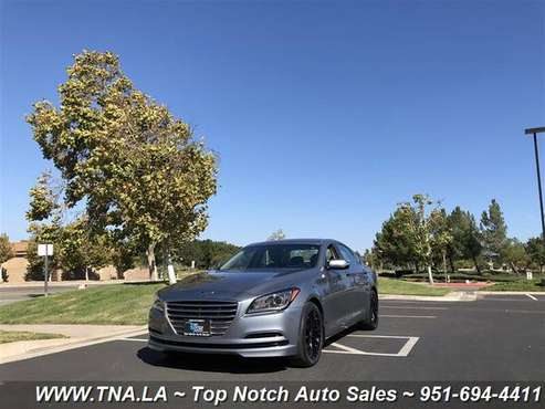 2016 Hyundai Genesis 3.8L for sale in Temecula, CA