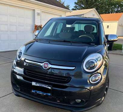 2014 Fiat 500L $8700 -57,600 miles for sale in Fort Madison, IL