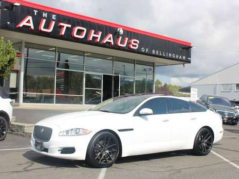 2014 Jaguar XJ 3.0L SAJXJ1CD1E8V67263 for sale in Bellingham, WA