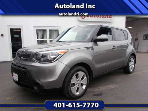 2014 Kia Soul - Only 62K Miles - Automatic - Bluetooth for sale in West Warwick, RI