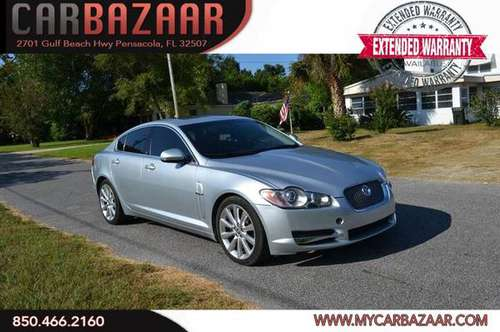 2011 Jaguar XF Premium 4dr Sedan *Latest Models, Low Miles* for sale in Pensacola, FL