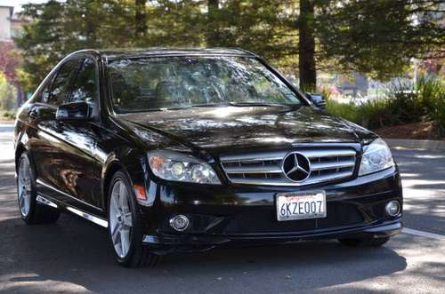 2010 MERCEDES-BENZ C300 ***CLEAN TITLE ***C300*** for sale in Belmont, CA