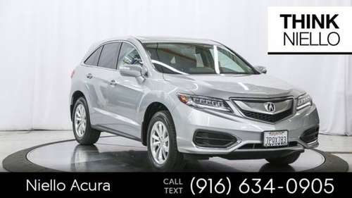 2017 Acura RDX for sale in Roseville, CA