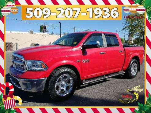 2017 Ram 1500 Laramie Only $500 Down! *OAC - cars & trucks - by... for sale in Spokane, WA