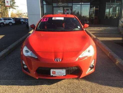 2014 Scion FR-S 2dr Cpe Auto (Natl) Coupe - cars & trucks - by... for sale in Vancouver, OR