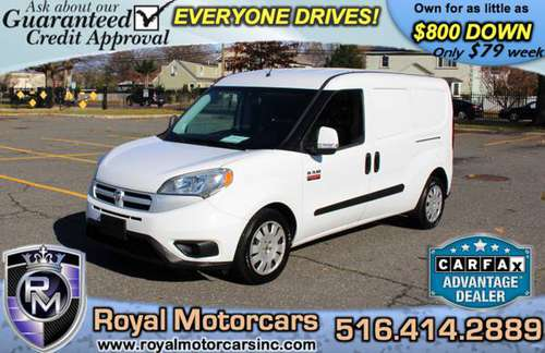 2016 RAM PROMASTER CITY SLT CARGO MINI VAN WE FINANCE ALL !!! - cars... for sale in Uniondale, NY