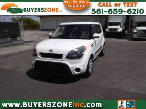 2013 Kia Soul 5dr Wgn Man Base for sale in West Palm Beach, FL