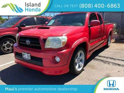 2006 Toyota Tacoma Access X-Runner 127 V6 Man for sale in Kahului, HI