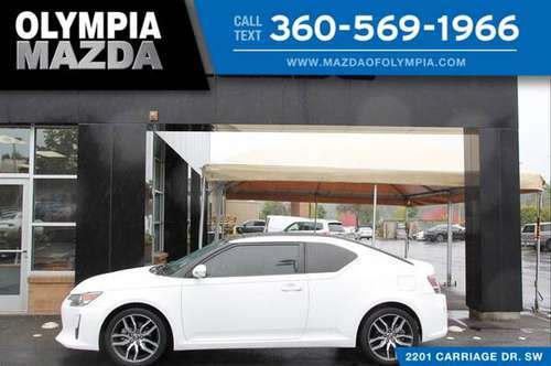 2014 Scion tC 2DR HB AT for sale in Olympia, WA