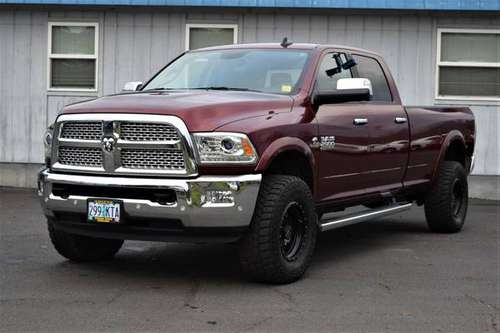 2018 Dodge Ram 2500 LARAMIE - cars & trucks - by dealer - vehicle... for sale in Cottage Grove, OR