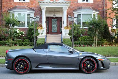 2007 FERRARI F430 SPIDER F1 AMAZING COLOR COMBO MINT NEW CLUTCH FINANC for sale in Brooklyn, NY
