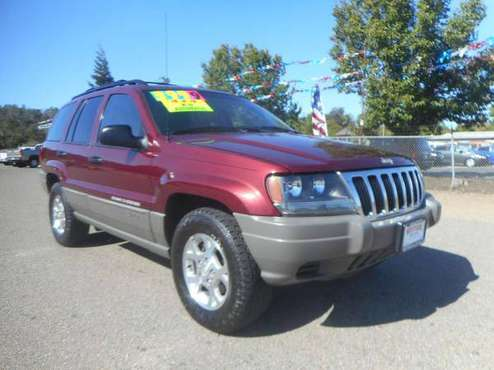 1999 JEEP GRAND CHEROKEE 4X4 THEY DONT GET ANY CLEANER THEN THIS ONE!! for sale in Anderson, CA