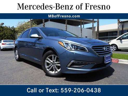 2015 Hyundai Sonata SE HUGE SALE GOING ON NOW! for sale in Fresno, CA