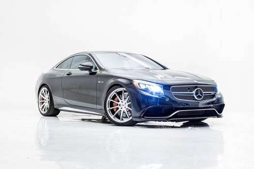 15 Mercedes Benz S63 Coupe AMG Renntech 3 840HP!!! for sale in Clarence 14031, NY