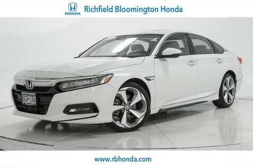 2018 *Honda* *Accord Sedan* *Touring 2.0T Automatic* for sale in Richfield, MN