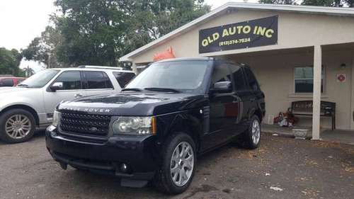 2011 LAND ROVER RANGE ROVER SPORT for sale in TAMPA, FL