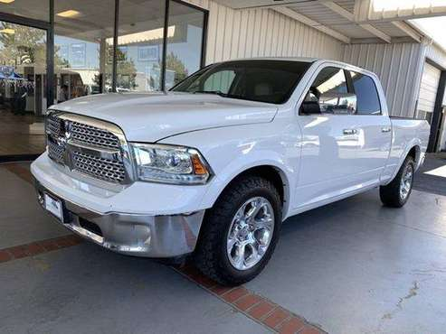 2015 Ram 1500 Laramie EcoDiesel 4WD - cars & trucks - by dealer -... for sale in Reno, NV
