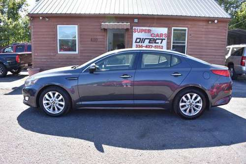 2015 Kia Optima 4dr Sedan LX Used Automatic 45 A Week We Finance Clean for sale in Raleigh, NC