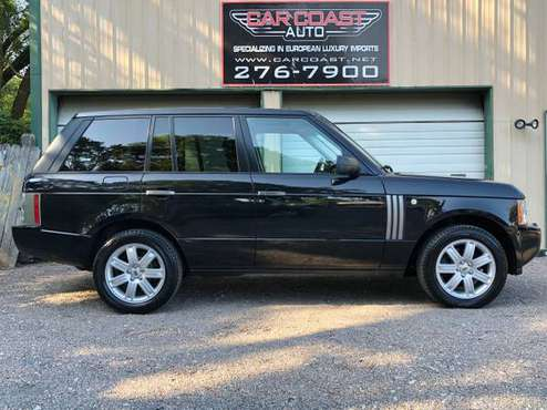 2008 Land Rover Range Rover HSE [CARCOAST] for sale in Charleston, SC