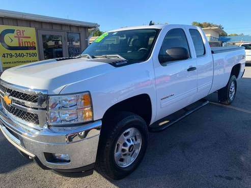 2012 Chevy Silverado 2500 4x4 for sale in ROGERS, AR