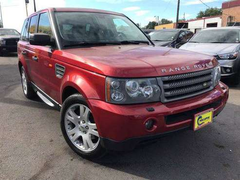 2006 Land Rover Range Rover Sport HSE 4dr SUV 4WD - BAD CREDIT... for sale in Denver , CO