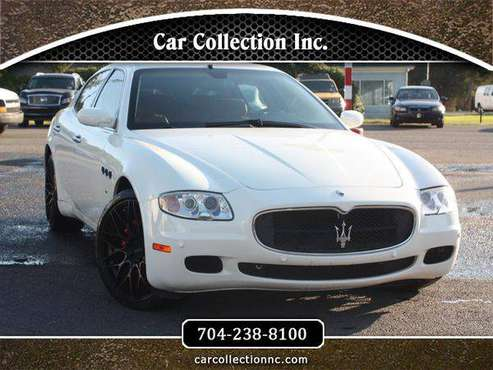 2007 Maserati Quattroporte Sport GT ***FINANCING AVAILABLE*** for sale in Monroe, NC