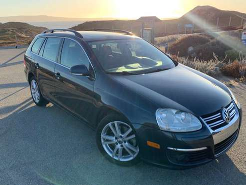 2009 VW JETTA SPORT WAGON TDI TURBO DIESEL for sale in Marina, CA