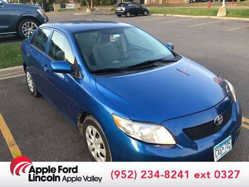 2009 Toyota Corolla - sedan for sale in Apple Valley, MN