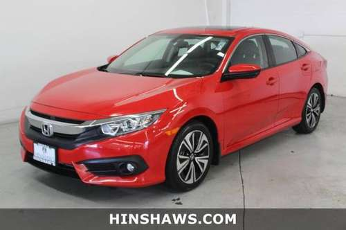 2017 Honda Civic Sedan EX-L for sale in Auburn, WA