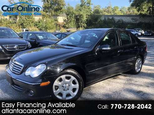 2006 Mercedes-Benz C-Class call junior for sale in Roswell, GA