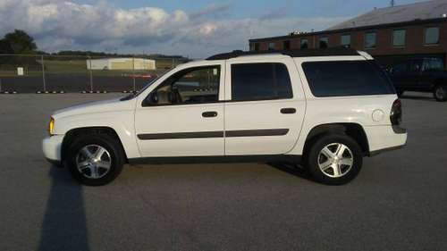 2005 Chevy Trailblazer, Third Row Seats, New Inspection for sale in Thomasville, PA