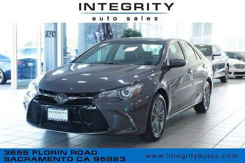 2016 Toyota Camry LE Sedan 4D [Free Warranty+3day exchange] for sale in Sacramento , CA