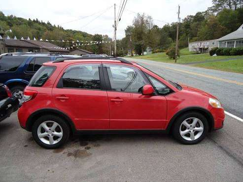 2008 Suzuki SX4 Crossover Base AWD 4dr Crossover 4A CASH DEALS ON ALL for sale in Lake Ariel, PA
