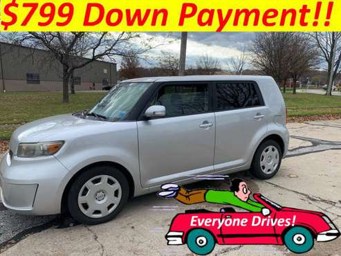 2008 SCION XB***$799 DOWN PAYMENT***FRESH START FINANCING**** - cars... for sale in EUCLID, OH