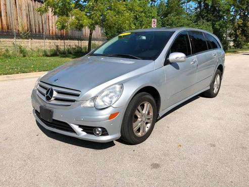 2008 Mercedes-Benz R-Class R 350 AWD 4MATIC 4dr Wagon for sale in posen, IL
