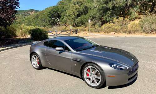 2007 Aston Martin V8 Coupe 6 Speed 24k miles! for sale in Los Altos, CA