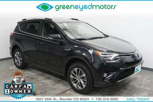 2016 Toyota RAV4 Hybrid XLE Entune Premium Audio wIntegrated... for sale in Boulder, CO