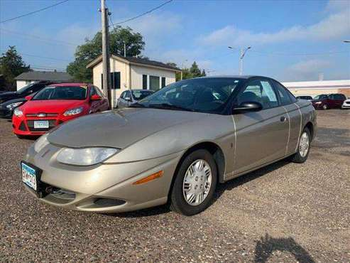 2002 Saturn S-Series SC1 for sale in Anoka, MN