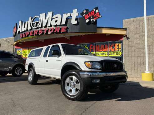 2006 Toyota Tacoma TRD SR5 4x4! NO ACCIDENTS! WE FINANCE BAD CREDIT!!! for sale in Chandler, AZ