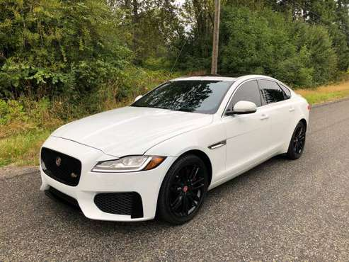 2016 Jaguar XF S AWD SuperCharged *Low Miles* for sale in Tacoma, WA