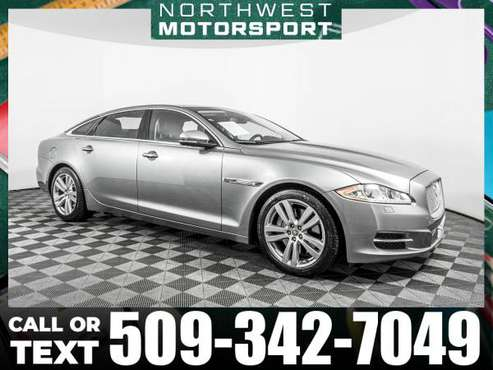 2013 *Jaguar XJL* Portfolio AWD for sale in Spokane Valley, WA