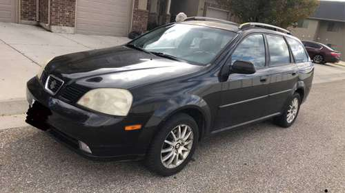 2005 Suzuki forenza 114k miles for sale in Burley, ID