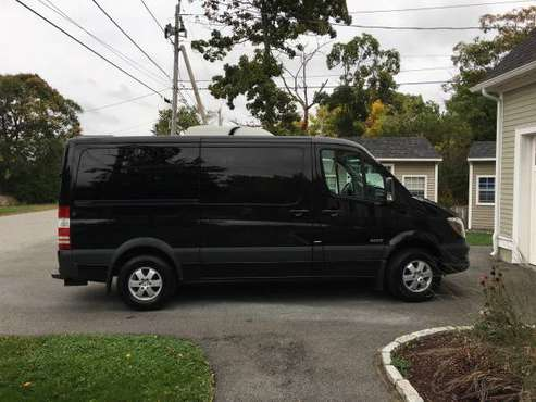 2014 Mercedes Benz Sprinter 2500 12 Passenger Van for sale in Rockport, MA