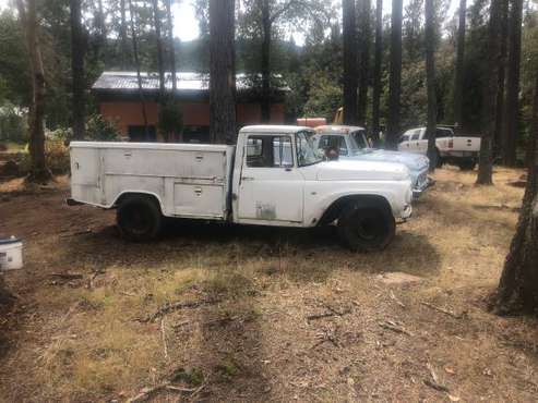 60s international pickup will deliver for sale in Prospect, OR